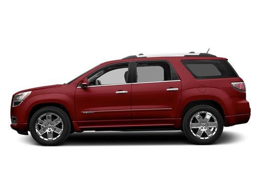 2014 Gmc Acadia Denali Birmingham Al Area Volkswagen Dealer