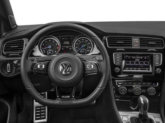 2016 Volkswagen Golf R DCC & Navigation 4Motion 4Motion
