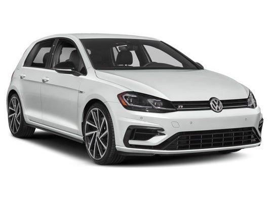 2019 Volkswagen Golf R 2 0t W Dcc Navigation Volkswagen Dealer