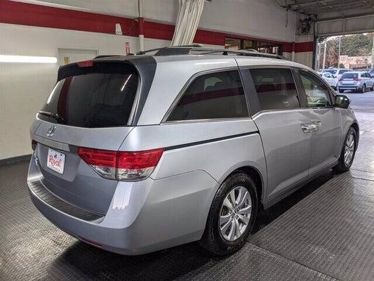 2016 Honda Odyssey Ex L Birmingham Al Area Volkswagen Dealer Serving Birmingham Al New And Used Volkswagen Dealership Serving Tuscaloosa Cullman Oxford Al